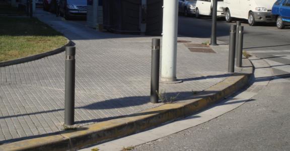 pilona city instalada
